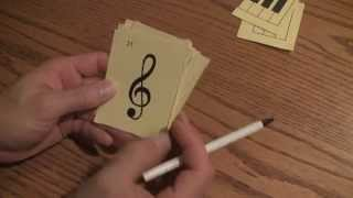Basic Music Symbols Explained with Flashcards