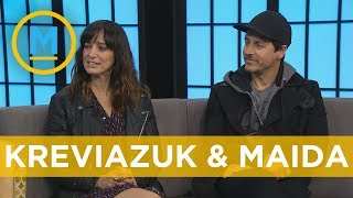 Raine Maida and Chantal Kreviazuk get real about their relationship in new doc | Your Morning