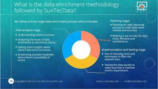 Data Enrichment Enhance Your Data to Add Value