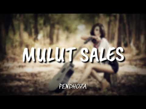 , title : 'PENDHOZA - 'MULUT SALES''