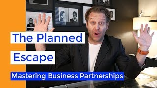 """Avoid Getting Stuck in a Bad Business Partnership by Using a """"Trial Run"""" Approach"""