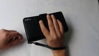 Мужское портмоне Baellerry Business от компании Happywatch - видео
