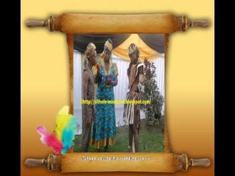 Traditional African Gay Wedding