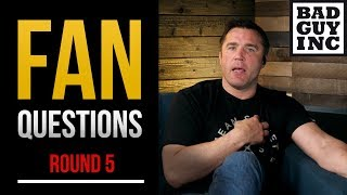 The one change I'd make to MMA and other questions answered... (FAN QUESTIONS: Round 5)