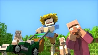 The Farmer - Minecraft Animation