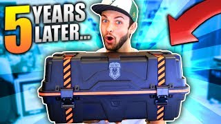 WHAT'S INSIDE...? (PRESTIGE EDITION OPENING - 5 YEARS LATER)