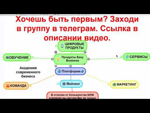 КРАТКИЙ МАРКЕТИНГ КОМПАНИИ  Easy Business community