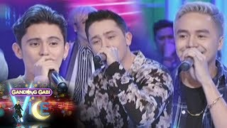 GGV: James Reid, Bret Jackson, and Sam Concepcion sing 'On Top'