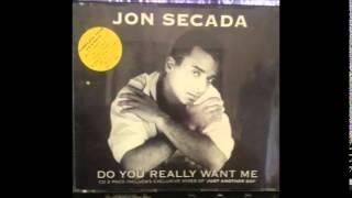 Jon Secada Do You Really Want Me West End DUB MIX
