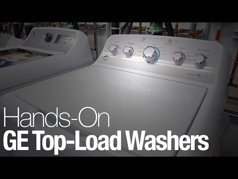 GE's New Washing Machines Have Everything Americans Want