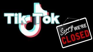 Is Tik Tok Shutting Down?