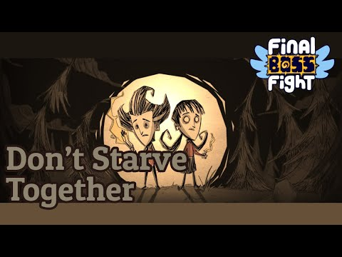 Video thumbnail for Let's not Starve again – Don't Starve Together – Final Boss Fight Live