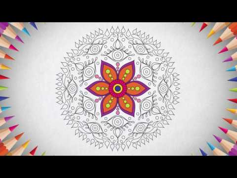 mandala coloring pages free android app appbrain. Black Bedroom Furniture Sets. Home Design Ideas