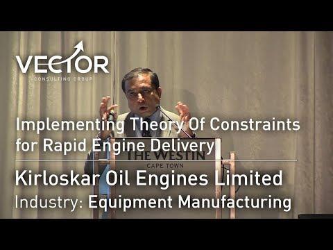 Kirloskar Oil Engines Ltd.