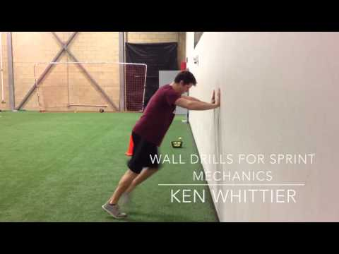 Exercise thumbnail image for Sprint Wall Drill
