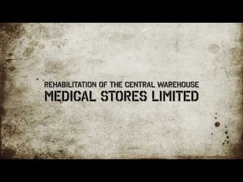 Rehabilitation of the Central Warehouse - Medical Stores Limited in Zambia