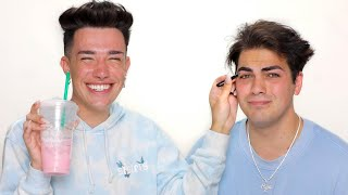 Becoming James Charles For A Day!