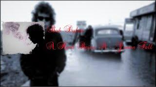 Bob Dylan - A Hard Rains A - Gonna Fall (Lyrics)