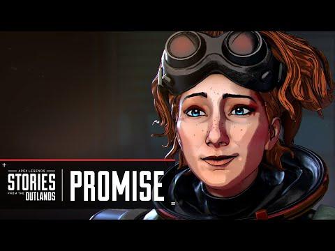 《Apex 英雄》瑪莉‧薩默斯博士的故事揭曉 來自邊疆的故事--「承諾」