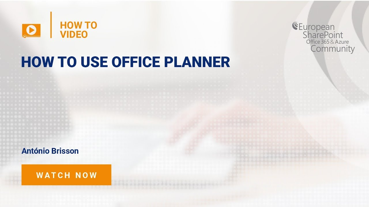 Using Planner