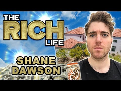 Shane Dawson | The Rich Life | $3 Million Dollar Calabasas Spanish Style Mansion