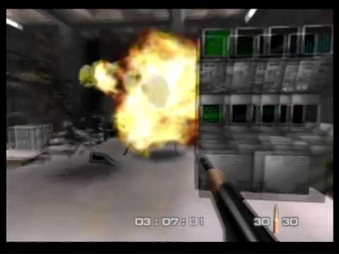How on Earth did people play this with an N64 controller