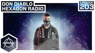 Hexagon Radio Episode 203 (Label YearMix 2018)
