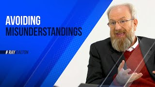 Avoiding misunderstandings