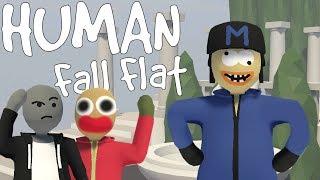 UPOŚLEDZENI ODKRYWCY   HUMAN: FALL FLAT #1