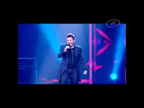 Евгений Литвинкович - АНОМАЛИЯ (Песня года Беларуси 2013)