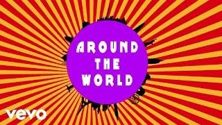 Natalie La Rose - Around The World (Lyric) ft. Fetty Wap