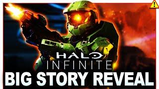 Halo Infinite STORY REVEAL: NEW AI? FLOOD TEASED, NOBLE TEAM [SPOILERS] Halo Shadows of Reach RECAP