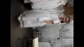 First Communion Dresses-Christian Expressions Collection V634