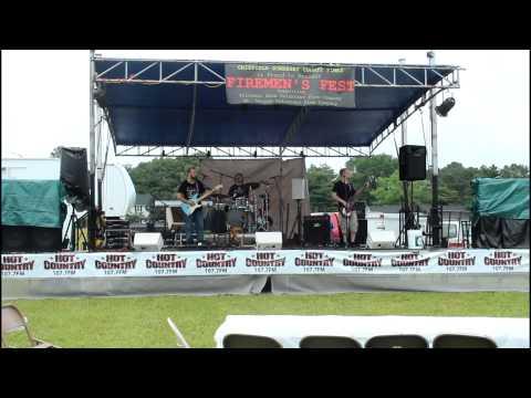 GrooveJoose Demo (Firemans Fest 2013)