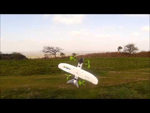 crash-décollage-xuav-minitalon-quadplane