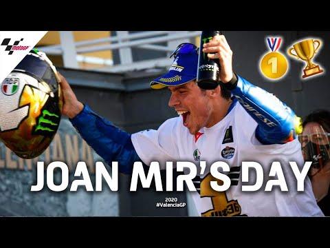 スズキにワールドチャンピオンをもたらしたジョアン・ミル特集動画