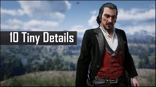 Red Dead Redemption 2 – 10 Tiny Details You May Have Missed in Red Dead 2's Wild West