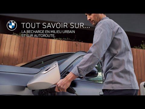 Musique pub BMW Tout savoir sur la recharge en milieu urbain et sur autoroute    Juillet 2021