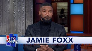 "Jamie Foxx's Entire Career Led Him To This Role In ""Just Mercy"""