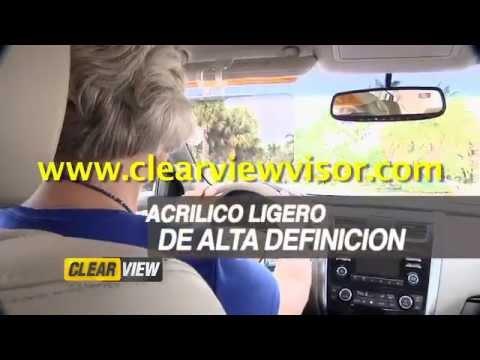 Clear View Día y Noche : Visor para Autos