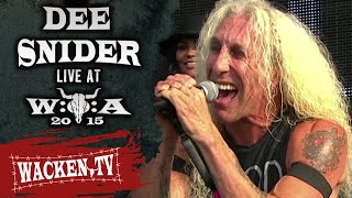 Rock Meets Classic Ft <b>Dee Snider</b>  Were Not Gonna Take It  Live At Wacken Open Air 2015