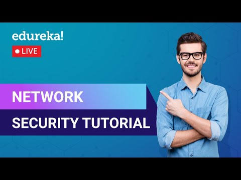 Network Security Tutorial For Beginners   Cybersecurity Training ...