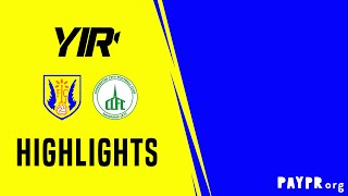 Highlights: Lancing 1 Chichester City 0 (Friendly)