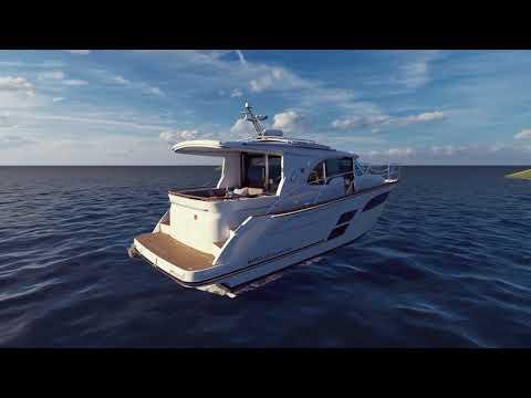 Marex 330 Scandinavia video