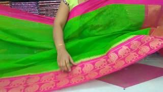 Light Weight Kuppadam Sarees New Collections || kuppadam