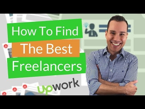 How to Find the Best Freelancer For Your Project or Job