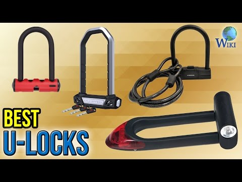 10 Best U-Locks 2017