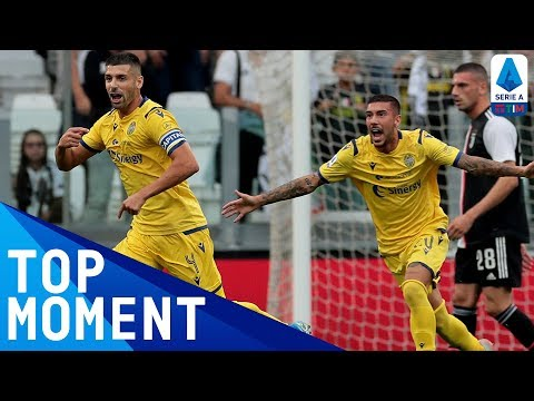 Goal of the Month? Veloso Scores Stunner at Juve!   Juventus 2-1 Hellas Verona   Serie A