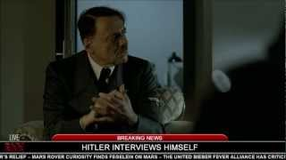 Hitler interviews himself