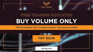 RCBuyVolumeOnly – FREE Indicator for NinjaTrader 8